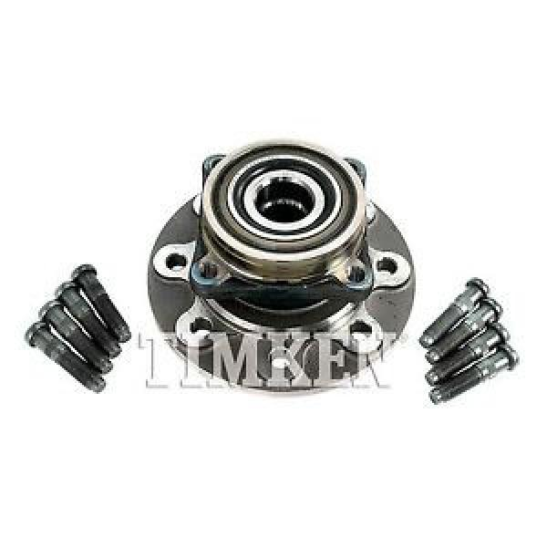 Timken  HA590020 Front Hub Assembly #1 image