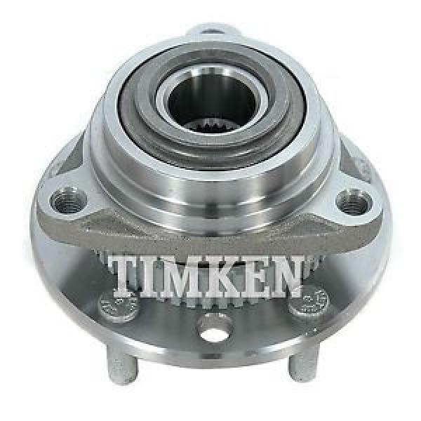 Timken  513061 Front Hub Assembly #1 image