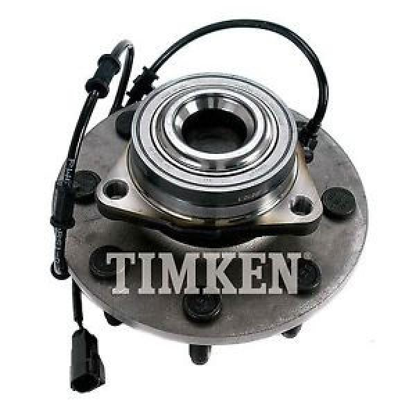 Timken  SP550103 Front Hub Assembly #1 image