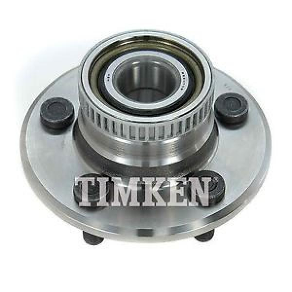Timken  512013 Rear Hub Assembly #1 image