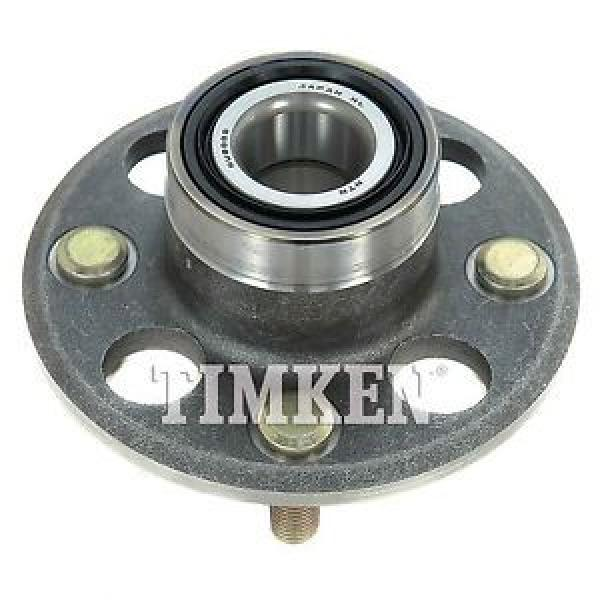 Timken  513035 Rear Hub Assembly #1 image