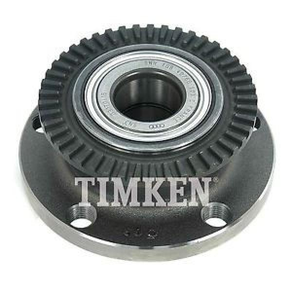 Timken  512187 Rear Hub Assembly #1 image