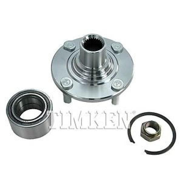 Timken  518503 Front Hub Assembly #1 image