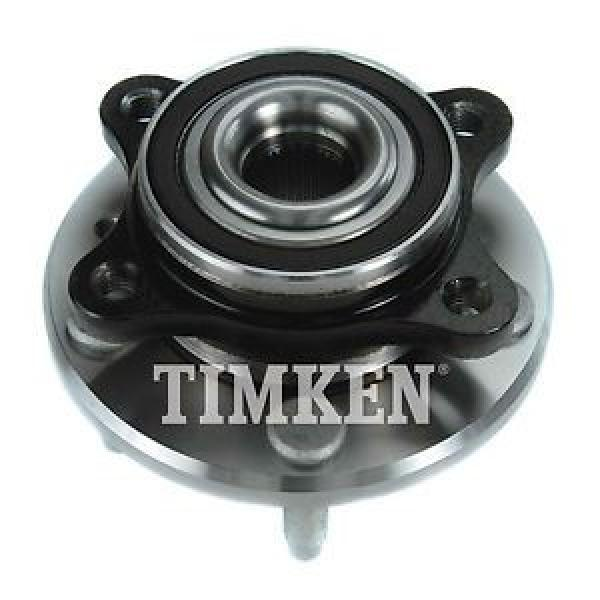 Timken  HA590028 Front Hub Assembly #1 image