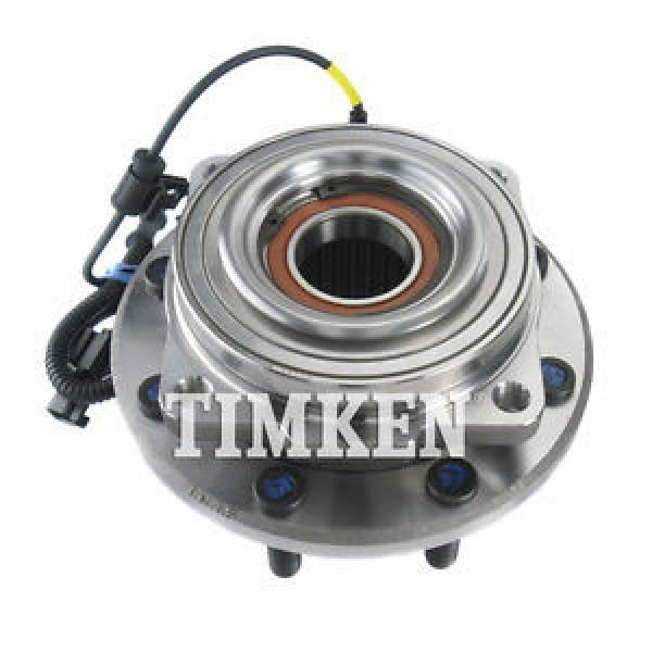 Timken  HA590437 Front Hub Assembly #1 image