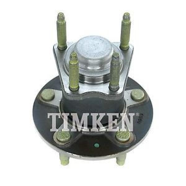 Timken  HA590089 Rear Hub Assembly #1 image