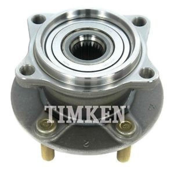 Timken  HA590120 Rear Hub Assembly #1 image