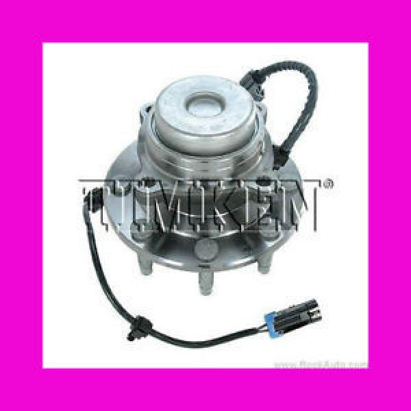 Timken  HA590352 GM 2500 8 lug van or pick up truck front hub rotor assembly #1 image