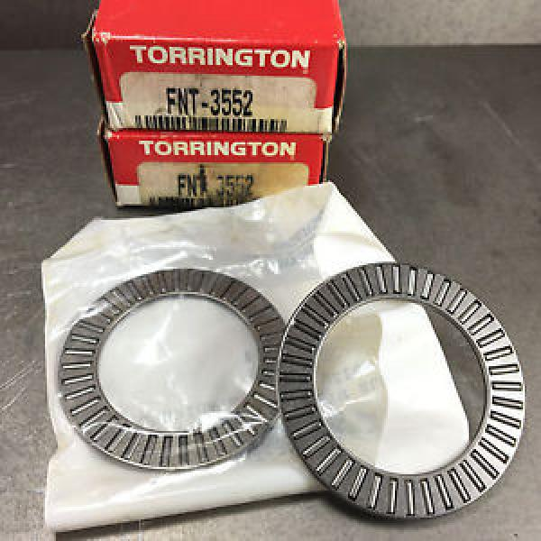 Timken  2 Torrington FNT-3552 Thrust Roller Assembly – #1 image