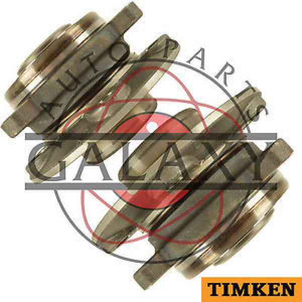 Timken  Pair Front Wheel Hub Assembly For Volvo S60 2001-2008 #1 image