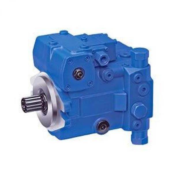 Rexroth piston pump A4VG180HD/32+A10VO28DR/31-K #1 image