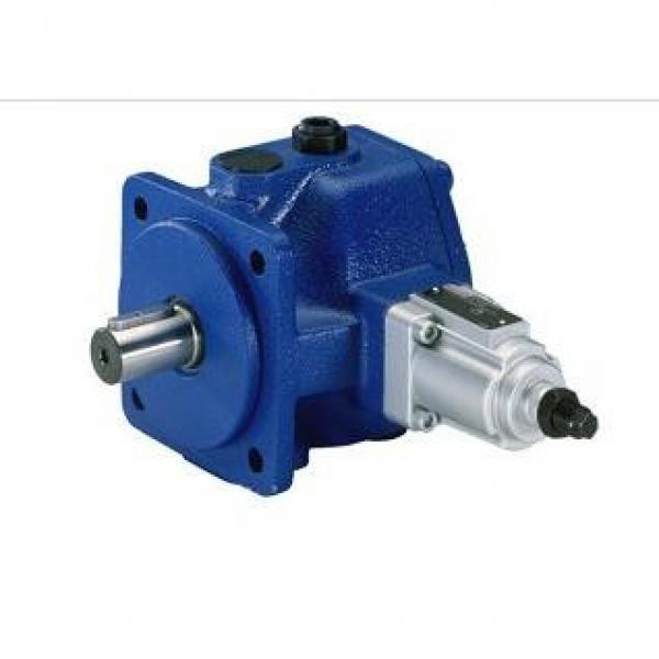 Rexroth piston pump A4VG125HD1/32+A10VO28DR #3 image