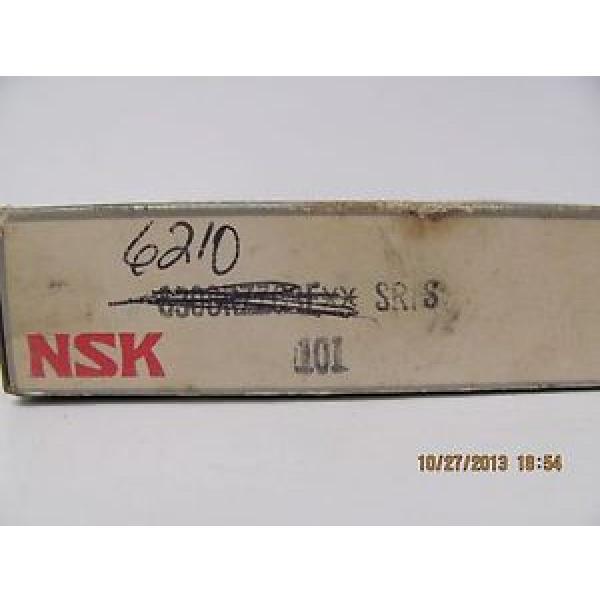 NSK 6210 ROLLER BEARING #1 image