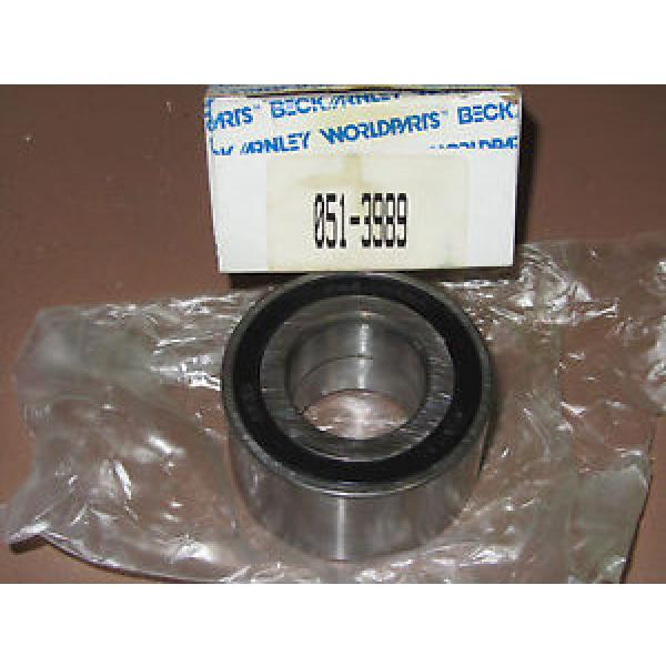FRONT WHEEL BEARING – fits 90-93 Geo, Isuzu – Beck/Arnley Country of origin Japan 051-3989 #1 image