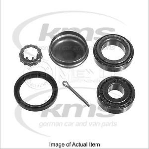 WHEEL High quality mechanical spare parts BEARING KIT AUDI 80 8C, B4 2.0 E 115BHP Top German Quality #1 image