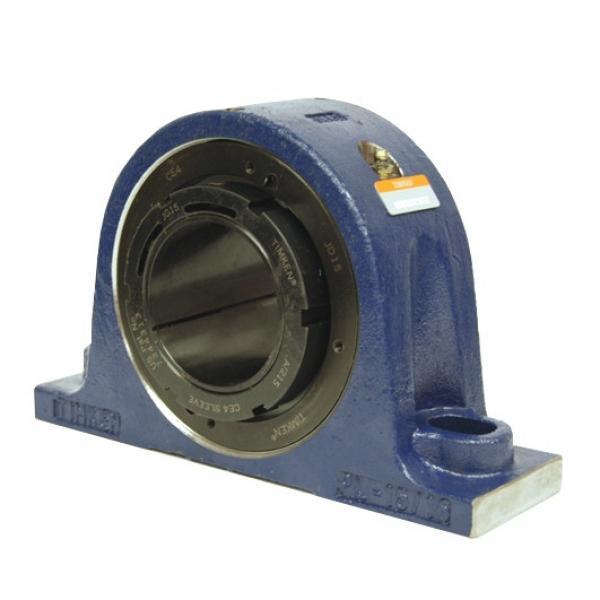 Original famous Timken  QVPA22V100S Single V-Lock Two-Bolt Pillow Block #1 image