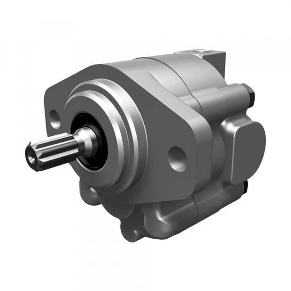 Rexroth piston pump A4VG125HD/32+A4VG125HD/32+A10VO28DR/31-K #4 image