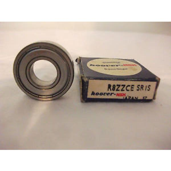 NSK Original and high quality BALL BEARING R8ZZCE SRIS #1 image