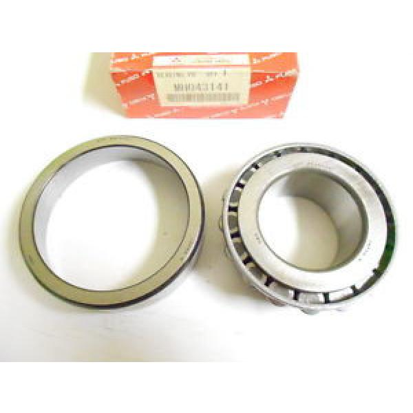 MH043141 New and Original MITSUBISHI FUSO HUB BEARING SET NSK 55KW02 #1 image