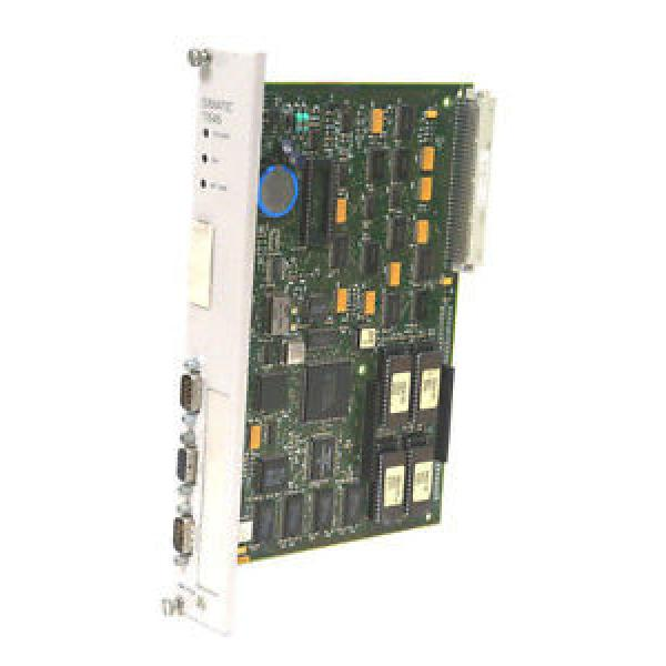 Siemens 545-1102 CPU MODULE 5451102 #1 image