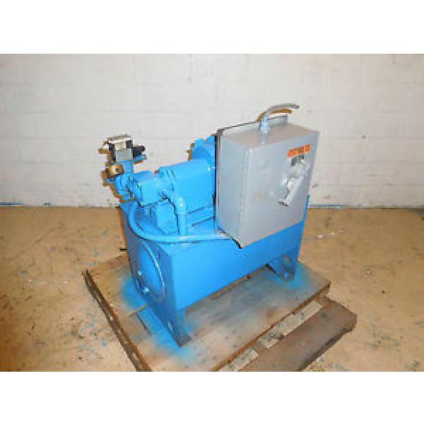 Vickers V2109W 10HP 13GPM Hydraulic Power Unit #1 image