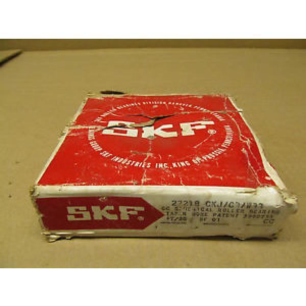 1 NIB SKF 22218 CKJ/C3/W33 SPHERICAL ROLLER BEARING 22218CKJ/C3/W33 #1 image