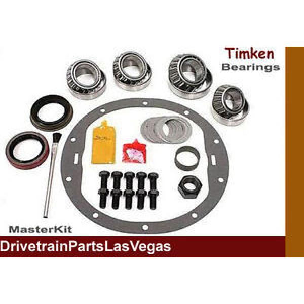 Timken  Master Rebuild Overhaul Kit Ford 10.25 12 Bolt 3/4 Ton and 1 Ton #1 image