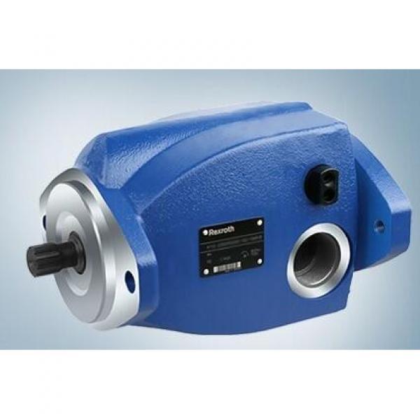 Rexroth piston pump A11VLO190LRDU2+A11VLO190LRDU2 #3 image