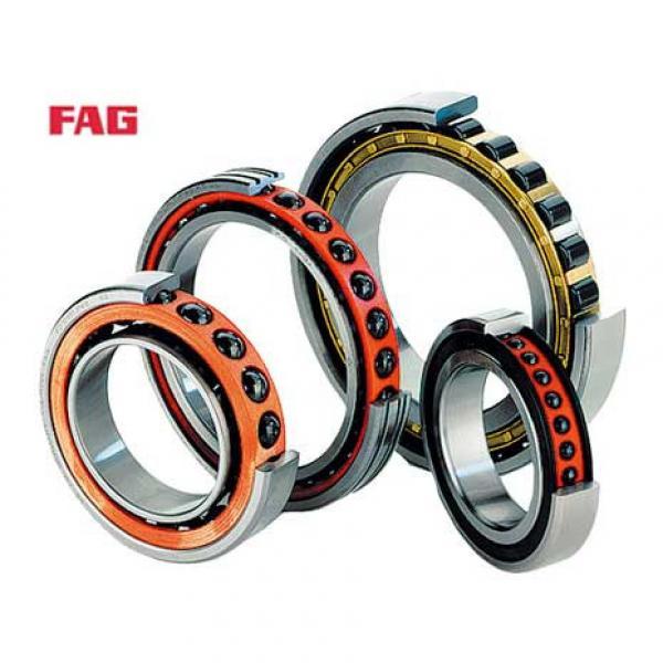 Famous brand 7205B Single Row Angular Ball Bearings #2 image