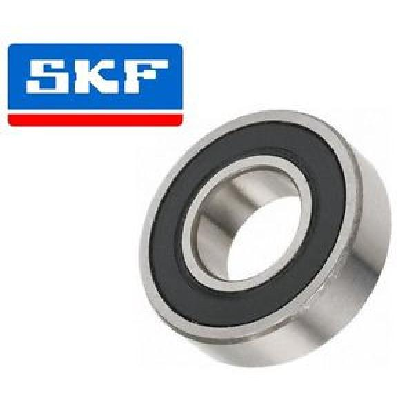 SKF Single Row Deep Groove Ball Bearings  6206LUC4 #3 image