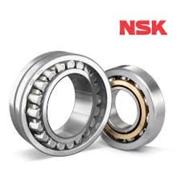 NSK Brand METRIC BALL BEARING 6209-2Z #1 image