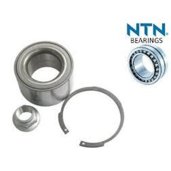 NTN  Single Row Deep Groove Ball Bearings 6220LLUC3 #2 image