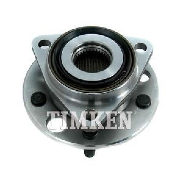 Timken Wheel and Hub Assembly Front 513063 #1 image