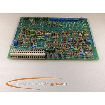 Original SKF Rolling Bearings Siemens C98043-A1004-L2-E 11  Karte