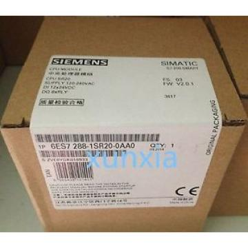 Original SKF Rolling Bearings Siemens 1PC NEW IN BOX SMART200PLC/CPUSR20  6ES7288-1SR20-0AA0 CPU  Module