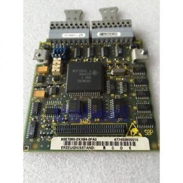 Original SKF Rolling Bearings Siemens 1 PC  Board 6SE7090-0XX84-0FA0 6SE7 090-0XX84-0FA0 In Good  Condition