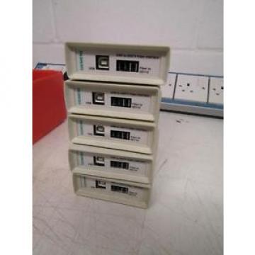 Original SKF Rolling Bearings Siemens 5 X Unity USB to Unity Fiber Interface  Units.