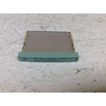 Original SKF Rolling Bearings Siemens 6ES7951-1AJ00-0AA0 MC 512 KB Ram 6ES7 951-1AJ00-0AA0  6ES79511AJ000AA0