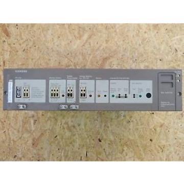 Original SKF Rolling Bearings Siemens 6ES5955-3LF11  Stromversorgung
