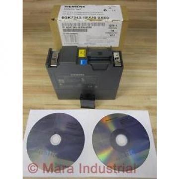 Original SKF Rolling Bearings Siemens 6GK7343-1EX30-0XE0 Simatic Net CP 343-1 Industrial  Ethernet