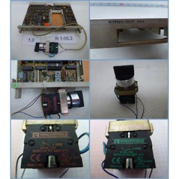 Original SKF Rolling Bearings Siemens 6ES5921-1AA21 HX, 6ES5 921-1AA21 HX + RAAS  CONTROLS