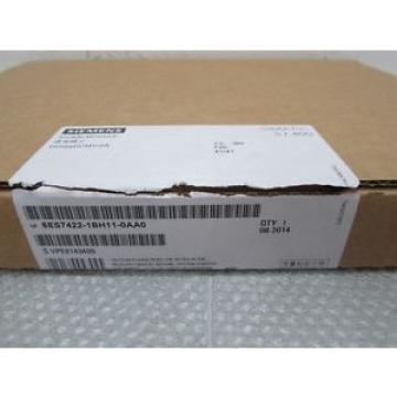 Original SKF Rolling Bearings Siemens Simatic S7-400 6ES7422-1BH11-0AA0 6ES7 422-1BH11-0AA0  NEU