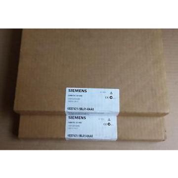 Original SKF Rolling Bearings Siemens 1PC  PLC 6ES7 421-1BL01-0AA0 in  Box