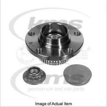 WHEEL High quality mechanical spare parts HUB VW BORA 1J2 1.9 TDI 4motion 150BHP Top German Quality
