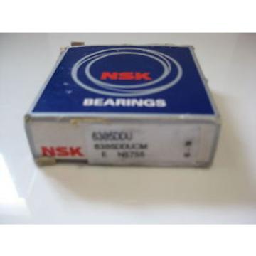 6305 New and Original DDU Single Row Radial Bearing NSK