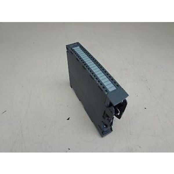 Original SKF Rolling Bearings Siemens SIMATIC S7-1500 6ES7521-1BH10-0AA0 DIGITAL INPUT MODULE XLNT USED  M/O!! #3 image