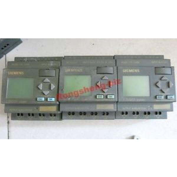 Original SKF Rolling Bearings Siemens 1PC  6ED1 052-1FB00-0BA4 PLC Module Tested  #RS02 #3 image