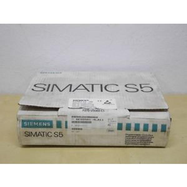 Original SKF Rolling Bearings Siemens Simatic S5 6ES5581-4LA11 6ES5 581-4LA11 Communications E.st. 01 Neu  OVP #3 image