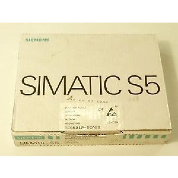 Original SKF Rolling Bearings Siemens 6ES5312-5CA22 Anschaltung IM 312  > ungebraucht!  < #3 image