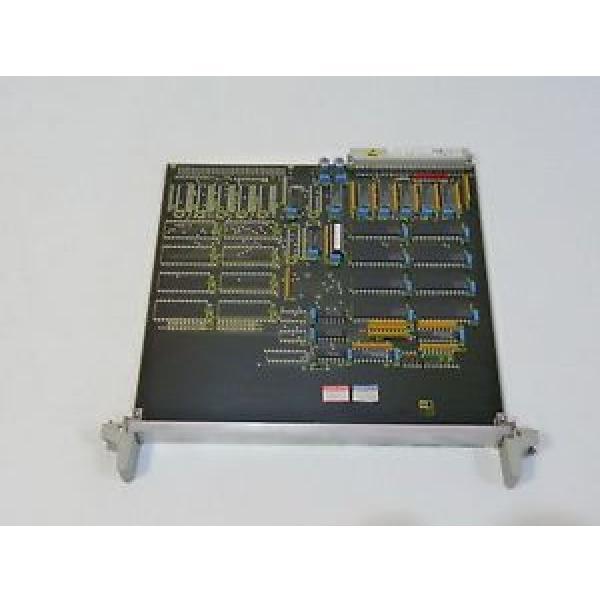 Original SKF Rolling Bearings Siemens Simadyn 6DD1611-0AE0 MM21 Memory Modul E Stand  B #3 image
